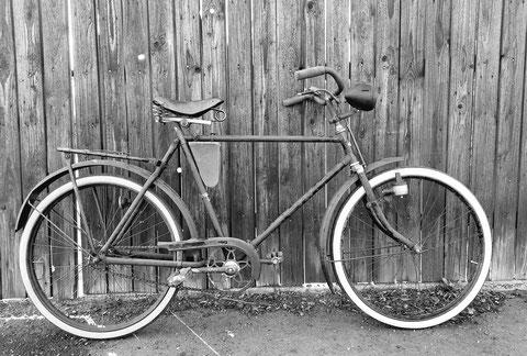 Wanderer Tourenrad Baujahr 1934