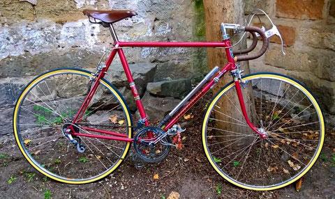 Diamant Rennrad Modell 167 Baujahr 1962