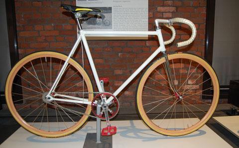 Pi Rope Bahnrad Prototyp