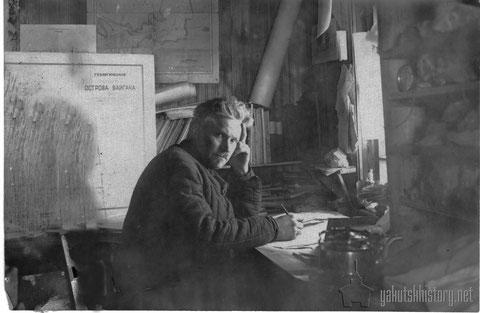 Павел Владимирович Виттенбург