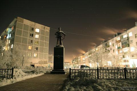 Жатай. Республика Саха (Якутия) Фото А. Жебрикова
