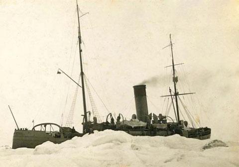 Канонерская лодка «Красный Октябрь»