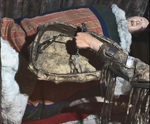 Бубен якутского шамана