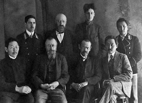 Якутские депутаты Сибирской областной Думы