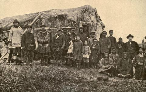 Жители Анадыря