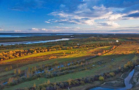 Пригород Якутска. Фото Айар Варламов. YakutiaPhoto.com