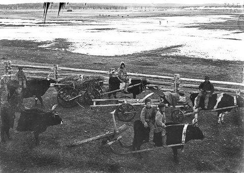 Якутия. Фото начала ХХ в.