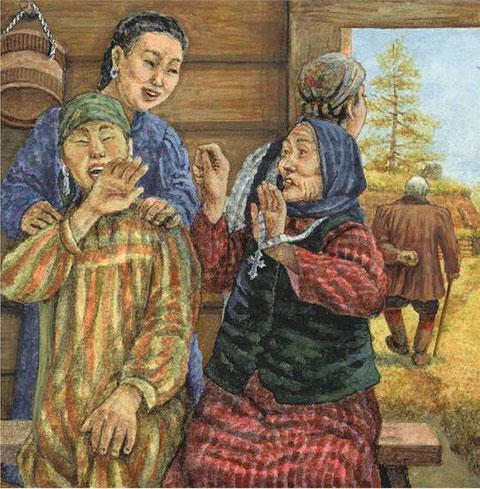 Рисунок И.Пестрякова