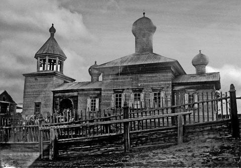 Иннокентиевский храм в с. Нюйском
