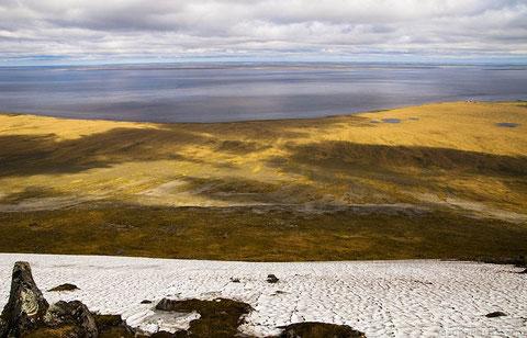 Вид дельты реки Лена. Фото Айар Варламов. YakutiaPhoto.com