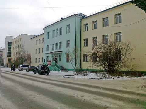 Якутск, ул. Каландришвили, 5