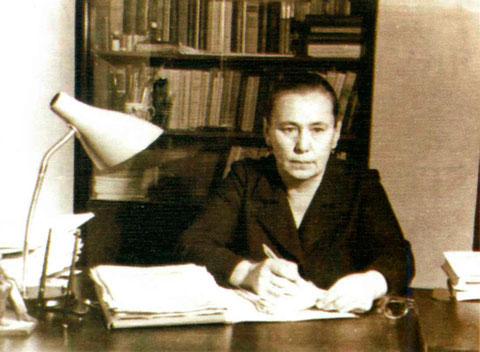 Профессор Т.П. Самсонова в 70-е годы