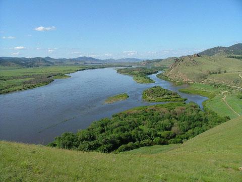 Река Селенда