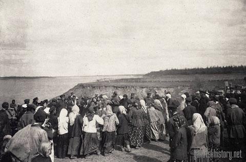 Якутский танец. А.Курочкин