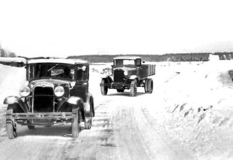 Открытие Амуро-Якутской автодороги