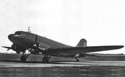 Ли-2 в 50-е годы