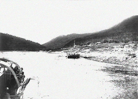 На реке Лене. Якутия.