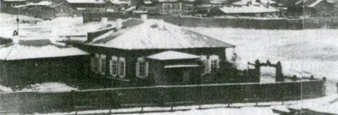 дом якутского купца Астраханского