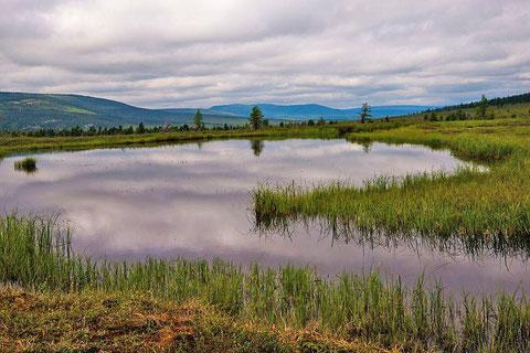 Природа Якутии. Фото Айар Варламов