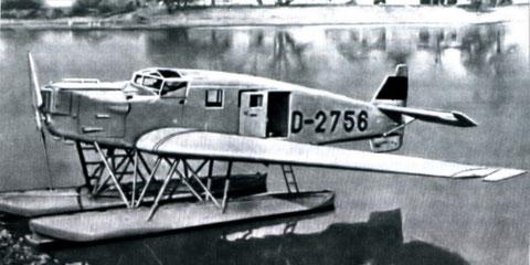 Юнкерс W-33
