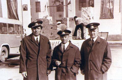 Яковлев с экипажем