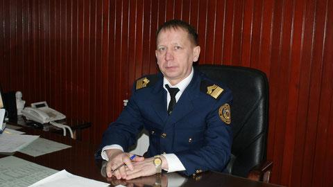 Директор Жатайского ССРЗ Ларионов Александр Валерьевич