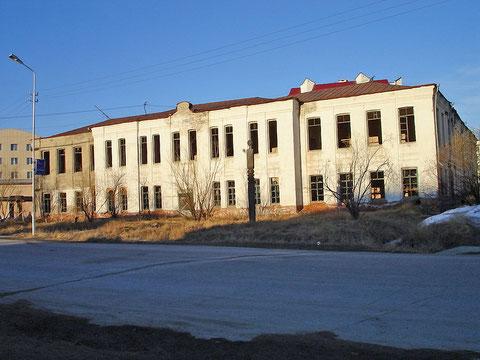 Развалины первой якутской alma mater