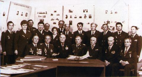 Ветераны авиации Якутии