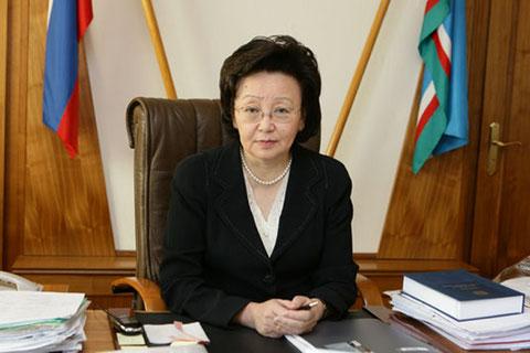 Ректор - Михайлова Евгения Исаевна