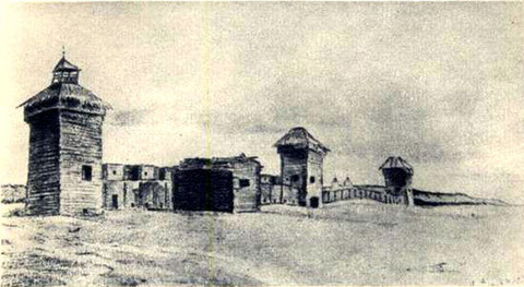 Рисунок Короленко