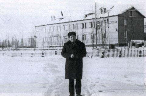 Река Индигирка, 1975 год. Якутия