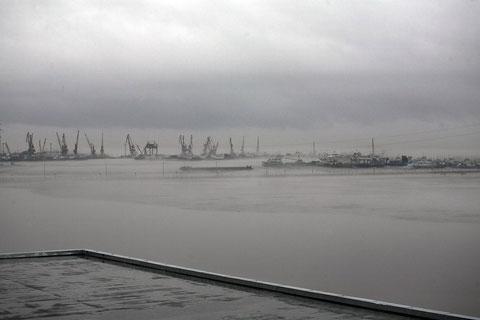 Паводок. Якутск