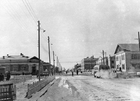 Якутск, 50-е годы