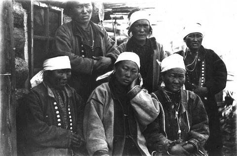 Якутская семья