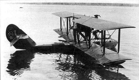 Летающая лодка «Савойя-16 тер»