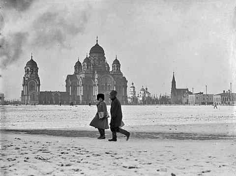 Иркутск, 1919 год.