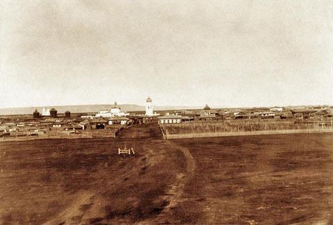 Могила А. Бестужевой в Якутске