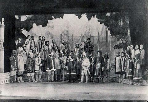 Музыкальная драма-олонхо «Нюргун Боотур»