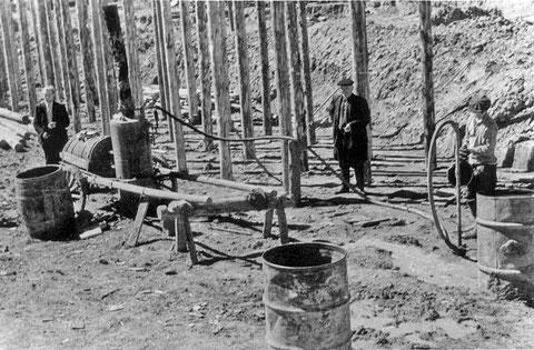 Строительство кирпичного завода в Покровске. Якутия