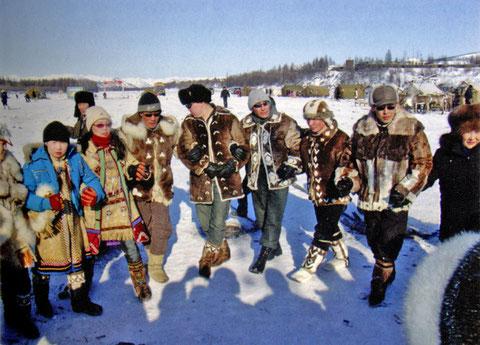 Сээдьэ в День оленевода. Село Тополиное. Томпонский улус. 2007г.