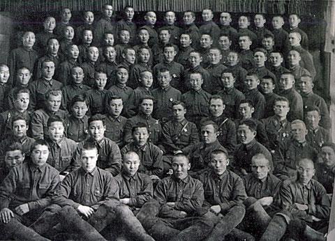 Курсанты ЯНВШ, 1930 г.