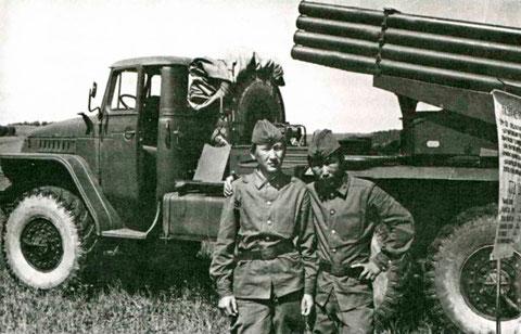Смотр военной техники 1977 г.