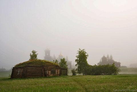 Якутия. Музей в Татте. Фото Айар Варламов