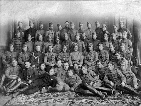 Пепеляев и Первая штурмовая сибирская бригада.