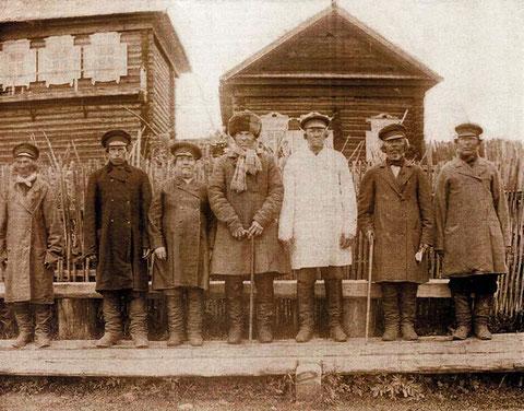 Скопцы с.Спасское. 1897г.