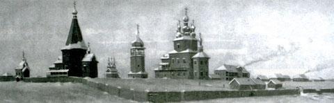 Спасский монастырь в Якутске