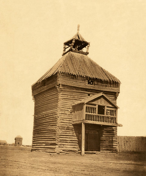 Башня Якутского острога