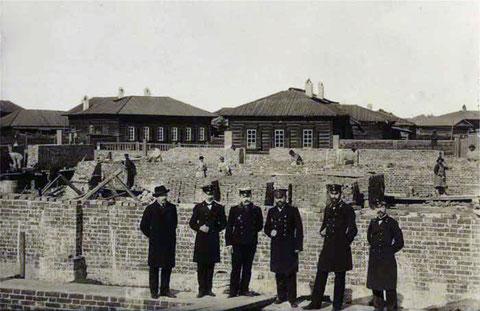 Строительство якутской гимназии