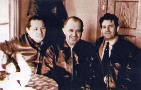 В.И. Кузмин 1964 г.