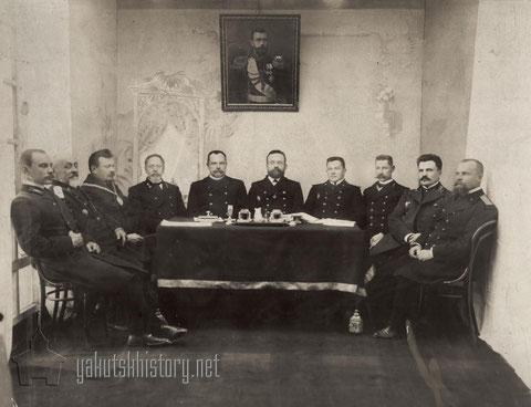 Якутское областное управление, 1908 г.